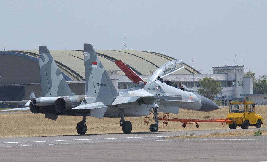 苏-30战斗机与其改进型号 苏联/俄罗斯
